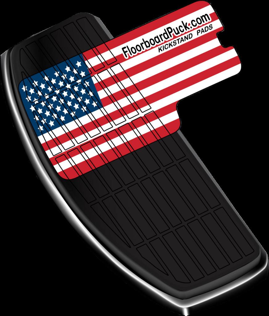 floorboard puck logo